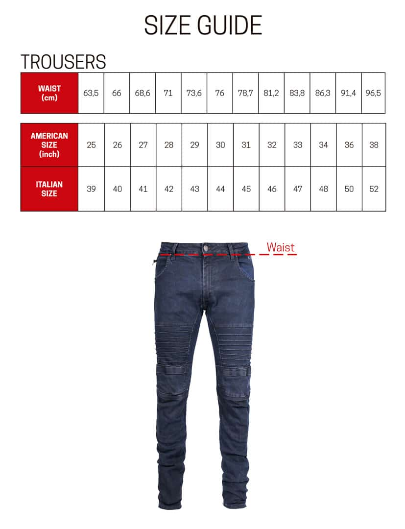 Trousers-size-guide